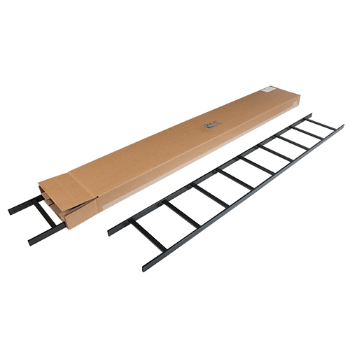 Ladder Rack 7 Cable Runway Straight Section In 2 Pack Icc