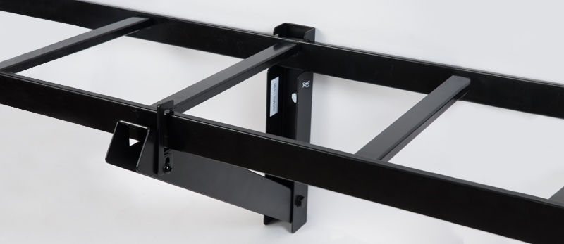 Ladder Rack Triangular Wall Support