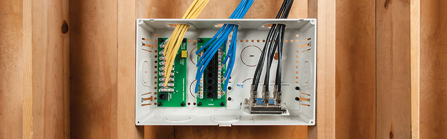 9-inch residential wiring enclosure